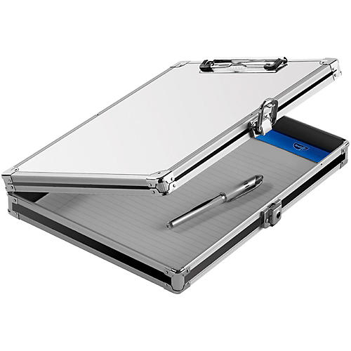 Vaultz Storage Clipboard with Whiteboard-thumbnail