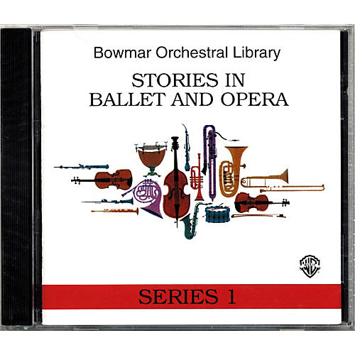 Alfred Stories in Ballet and Opera CD-thumbnail