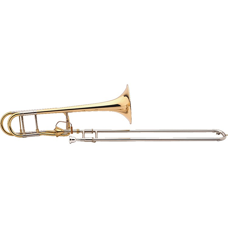 BachStradivarius Symphonic Gold Trombone