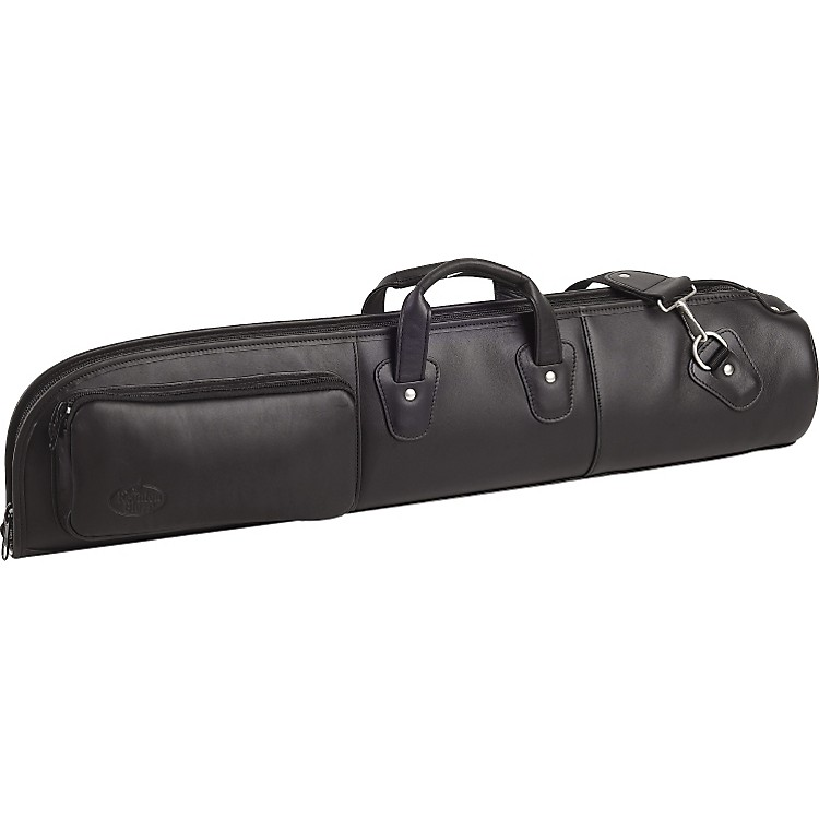 Reunion Blues Straight Leather Soprano Saxophone Bag