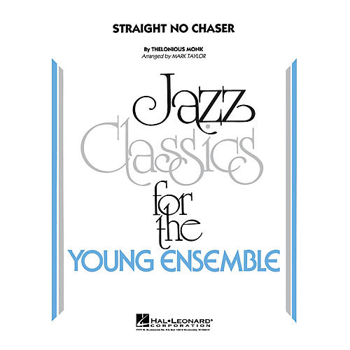 Hal Leonard Straight, No Chaser Jazz Band Level 3 Arranged by Mark Taylor-thumbnail