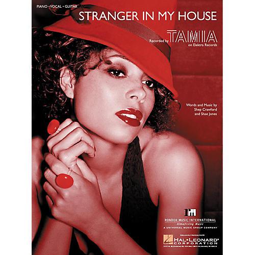 Hal Leonard Stranger in My House