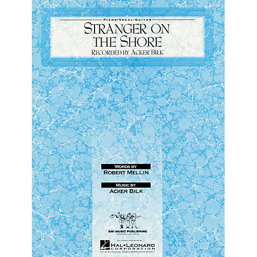 Hal Leonard Stranger on the Shore