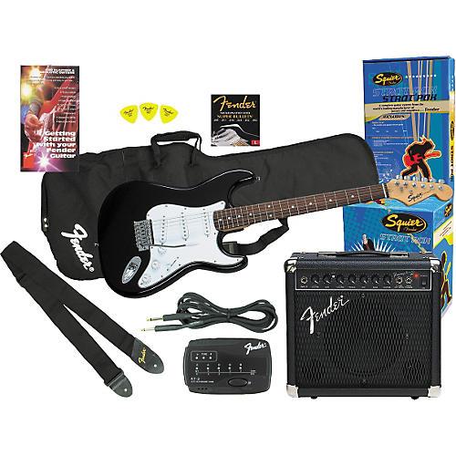 Fender Strat Pak with Frontman 15G
