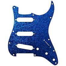 D'Andrea Strat Pickguard Blue Sparkle