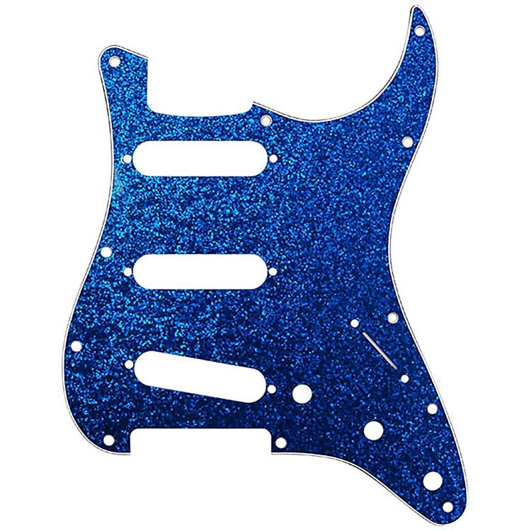 D'AndreaStrat PickguardBlue Sparkle