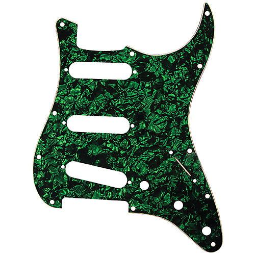 D'Andrea Strat Pickguard Green Pearl