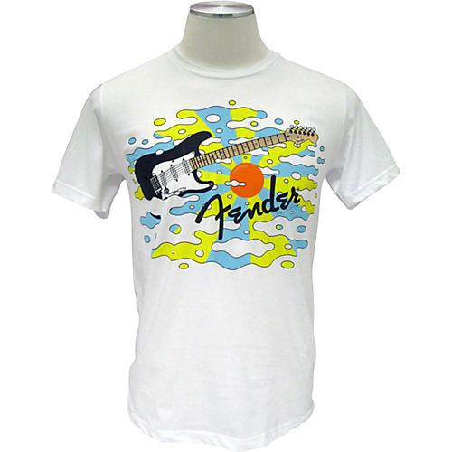Fender Strat Sunrise T-Shirt