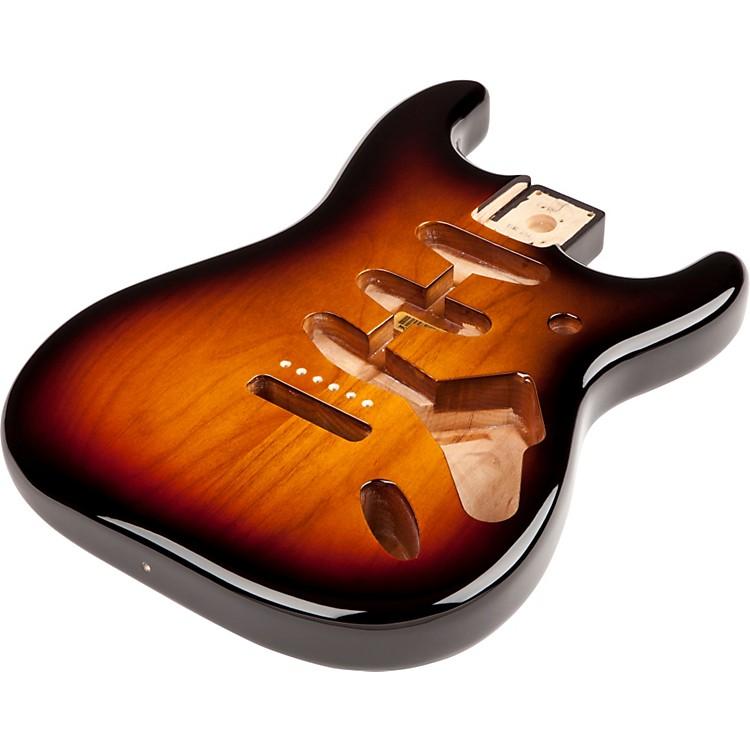 FenderStratocaster SSS Alder Body Vintage Bridge Mount3-Color Sunburst