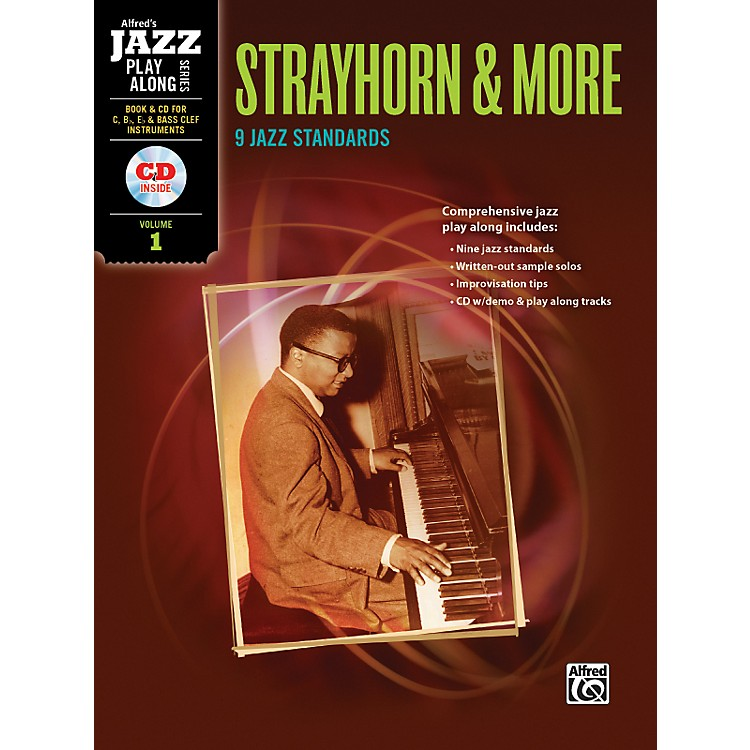 Alfred Strayhorn & More Flexible Instrumentation Book & CD
