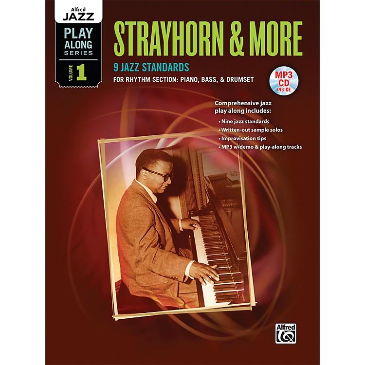 AlfredStrayhorn & More Rhythm Section Book & CD