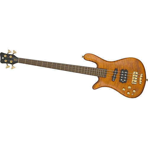 Warwick Streamer Jazzman 4-String Lefty Bass Guitar