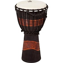 Toca Street Series Djembe Level 1 Large Black