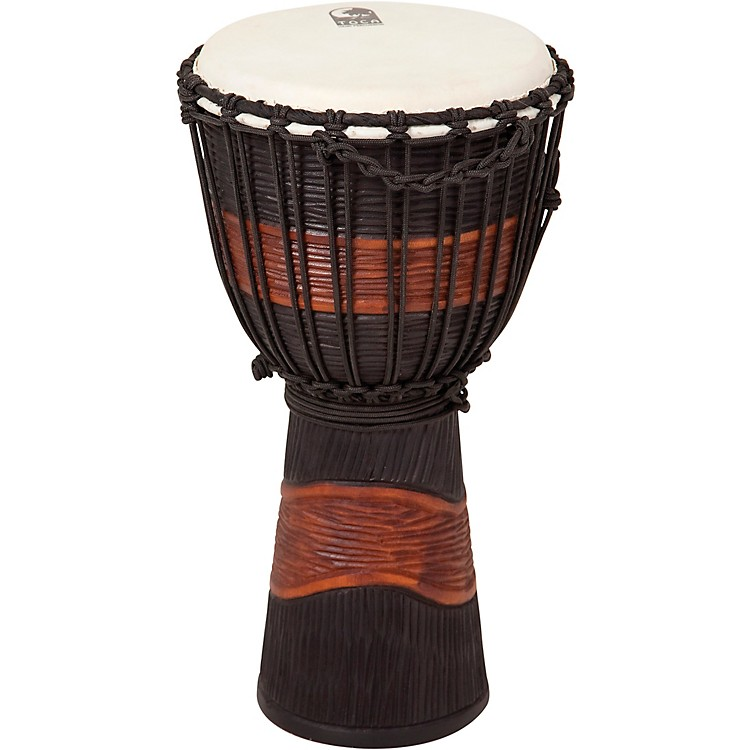 Toca Street Series Djembe Large Black