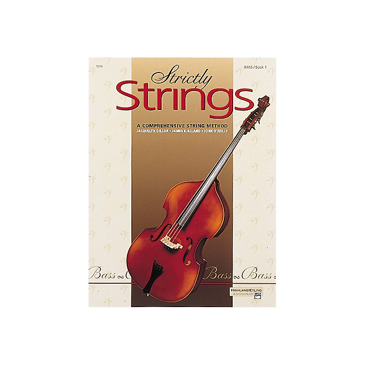 AlfredStrictly Strings Level 1 Bass