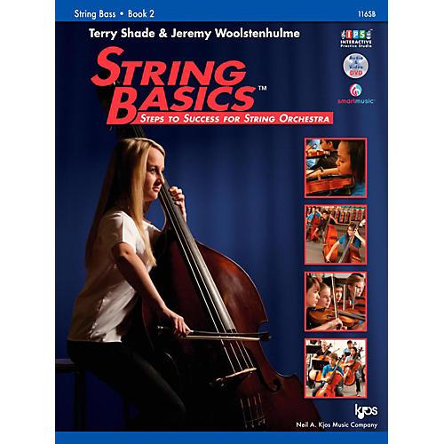 KJOS String Basics Book 2 - String Bass-thumbnail