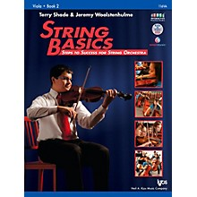 KJOS String Basics Book 2 - Viola