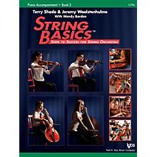 KJOS String Basics Book 3 - Piano Accompaniment