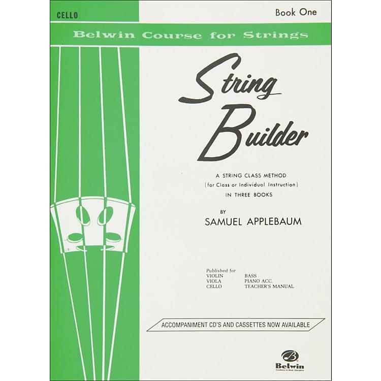 AlfredString Builder Cello Book I