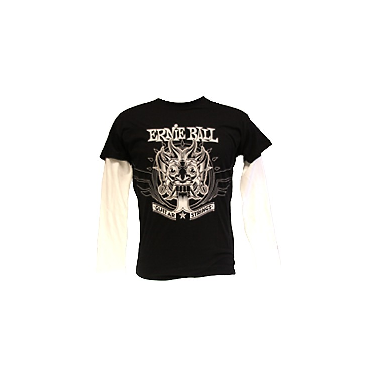 Ernie Ball String Demon Long Sleeve Shirt