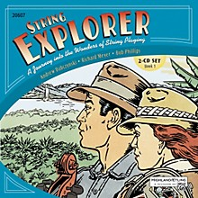 Alfred String Explorer Book 1 Acc. Recordings 2-CD Set