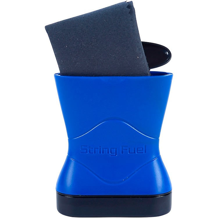 Music Nomad String Fuel - All In One String Cleaner & Lubricant