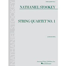 Associated String Quartet No. 1 (Score and Parts) String Ensemble Series Softcover Composed by Nathaniel Stookey