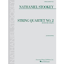 Associated String Quartet No. 2 (Musée Mécanique) String Ensemble Series Softcover Composed by Nathaniel Stookey