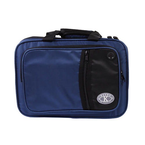 Kaces Structure Series Polyfoam Clarinet Case Dark Blue
