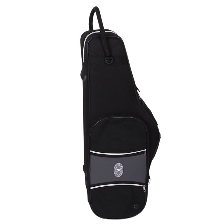 Kaces Structure Series Polyfoam Tenor Sax Case Black