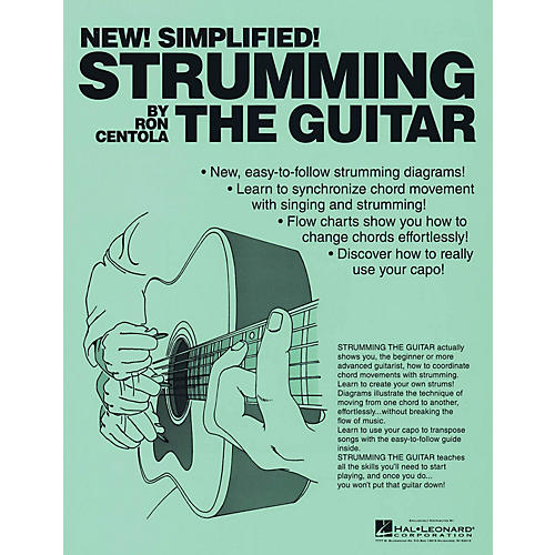 CSI Strumming the Guitar Book Series Softcover Written by Ron Centola-thumbnail