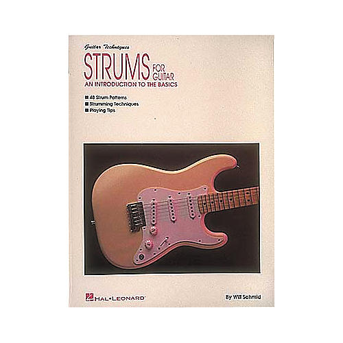 Hal Leonard Strums For Guitar w/Tab Book-thumbnail
