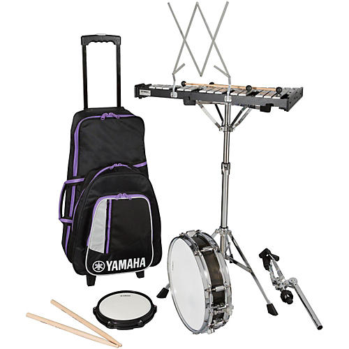Student Percussion Kit : yamaha student combination percussion kit with rolling case musician 39 s friend ~ Russianpoet.info Haus und Dekorationen