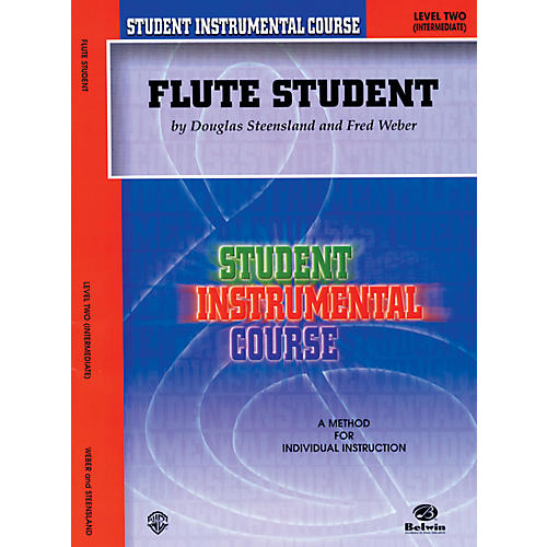 Alfred Student Instrumental Course Flute Student Level II