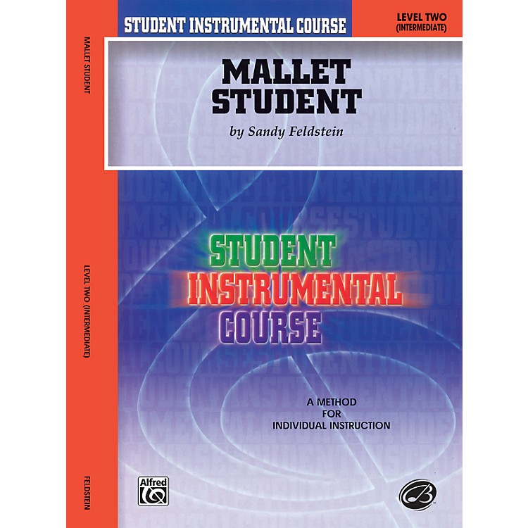 Alfred Student Instrumental Course Mallet Student Level 2 Book