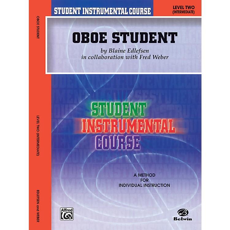 AlfredStudent Instrumental Course Oboe Student Level II