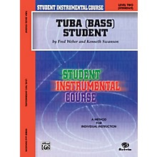 Alfred Student Instrumental Course Tuba Student Level 2 Book