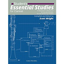 Carl Fischer Student's Essential Studies For Clarinet