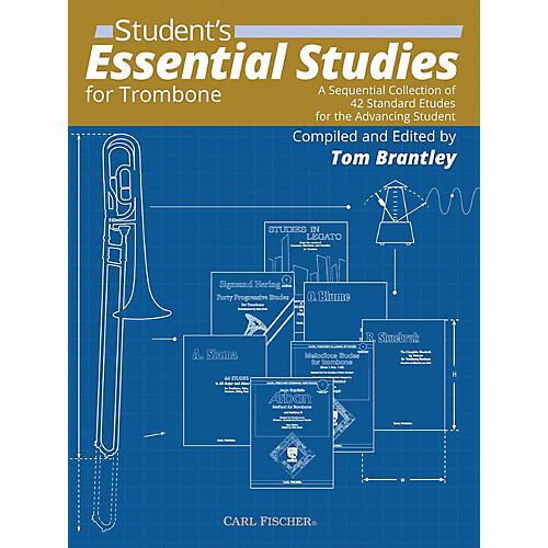 Carl Fischer Student's Essential Studies For Trombone
