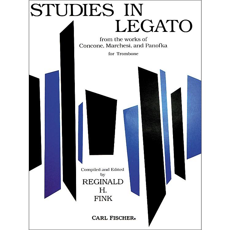 Carl FischerStudies in Legato for Trombone