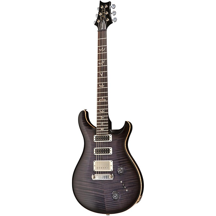 PRS Studio 10 Top With Stoptail Electric Guitar Purple Hazel