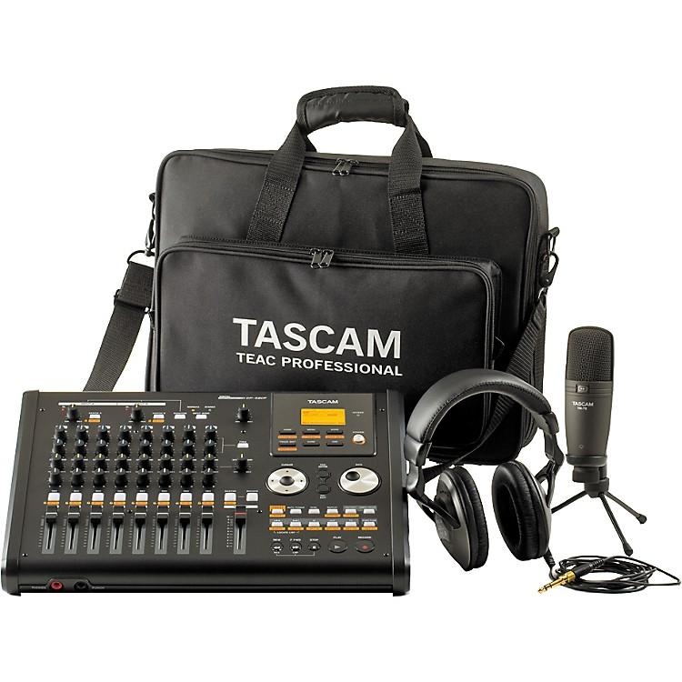 TASCAMStudio 2 Go Pack with DP-02CF Portastudio