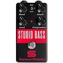 Seymour Duncan Studio Bass Compressor Effects Pedal Level 2 Regular 190839106605