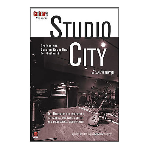 Cherry Lane Studio City Book