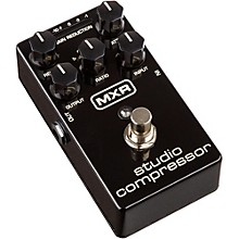 MXR Studio Compressor Effects Pedal