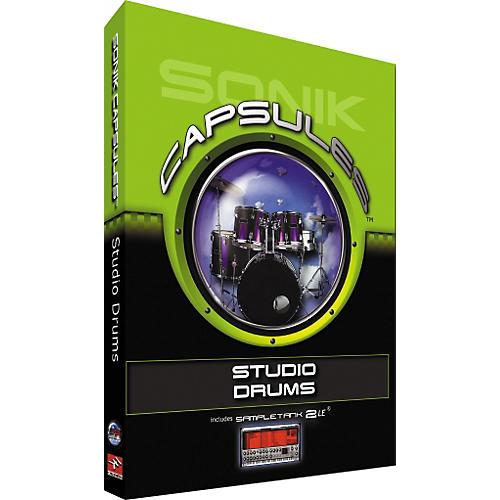 Sonik Capsules Studio Drums Capsule-thumbnail