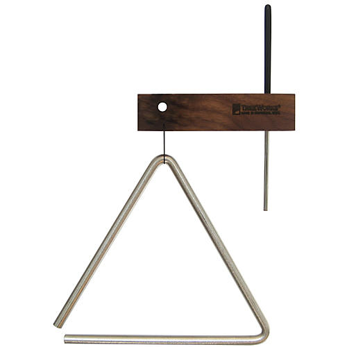 Treeworks Studio Grade Triangle with Beater & Holder-thumbnail