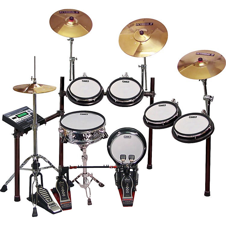 Hart Dynamics Studio Master 6.4 Piece Electronic Drum Set