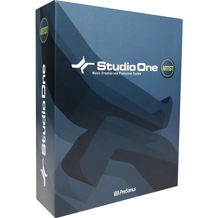 PreSonusStudio One 2.0 Artist Software Download