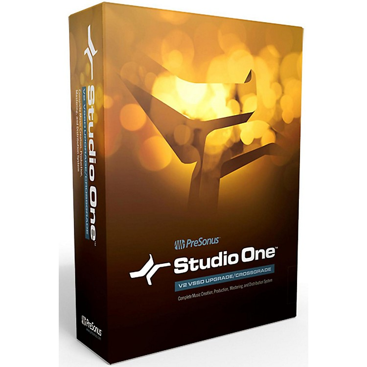 PreSonus Studio One 2.0 Artist to Producer Upgrade Software Download Software Download